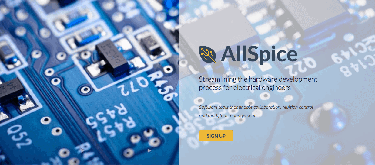 AllSpice Website