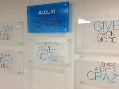 Acquia Office Values