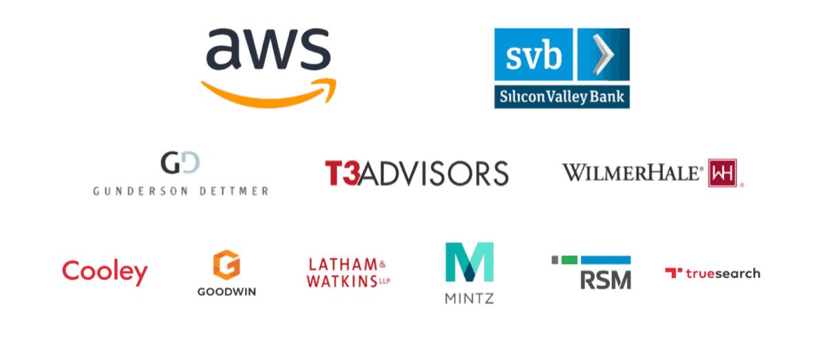 2019 Underscore Sponsors