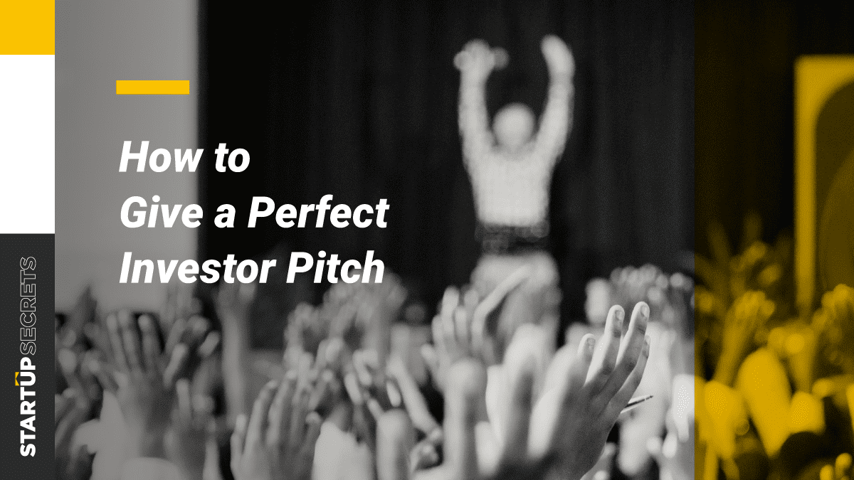 How to Give a Perfect Investor Pitch Preview
