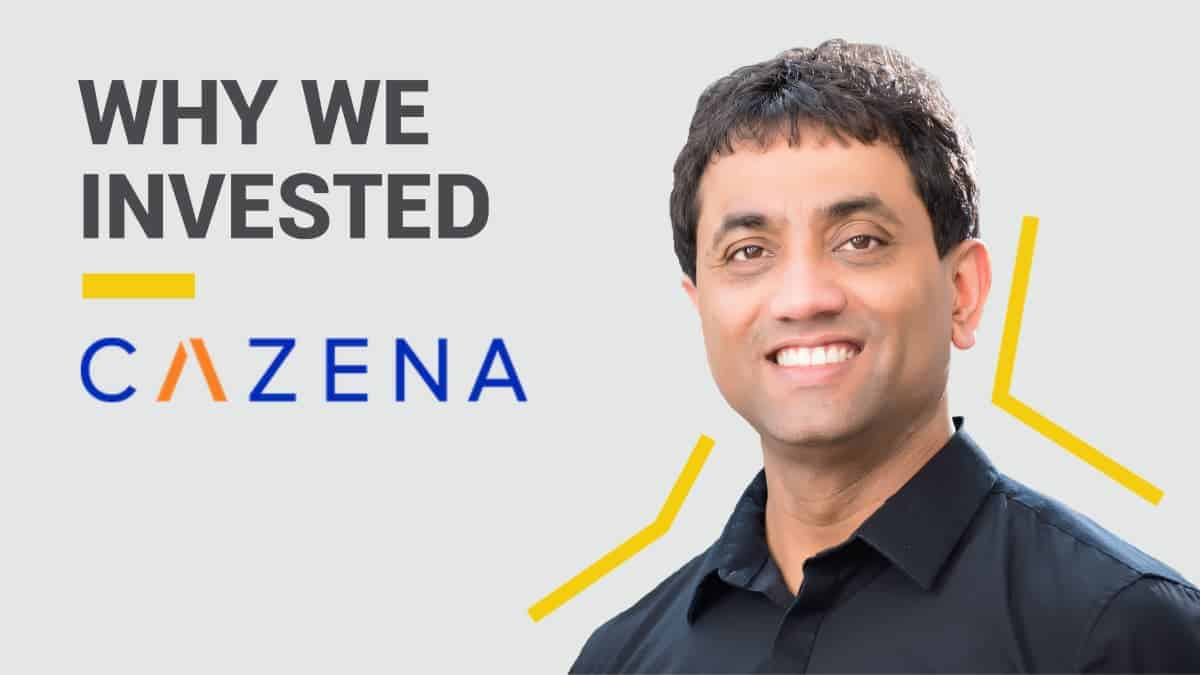 Why Underscore VC Invested: Cazena