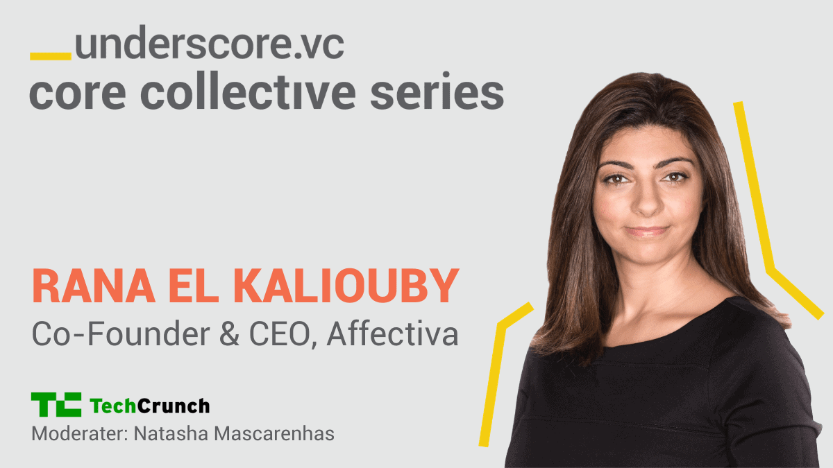 RANA EL KALIOUBY Core Collective Series