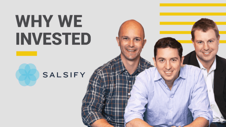 Why We Invested in Salsify