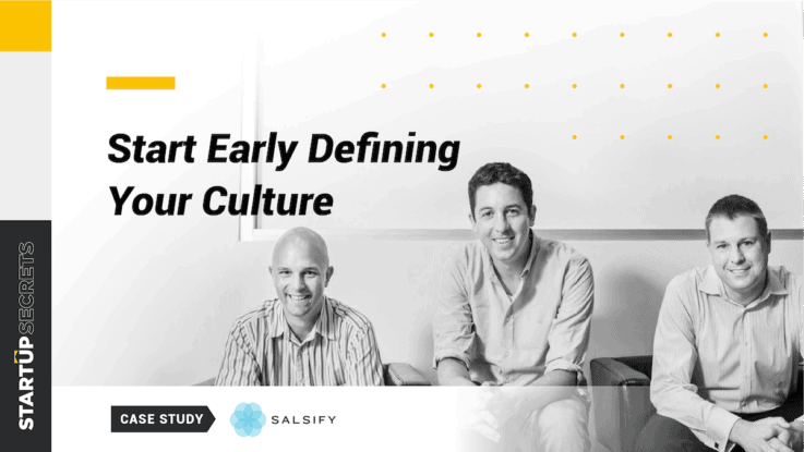 Salsify Culture