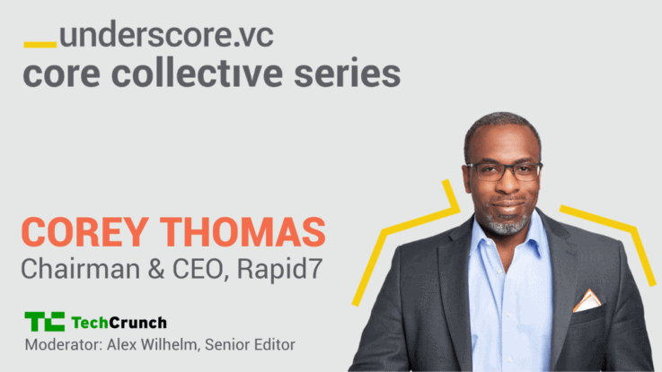 Fireside Chat with Corey Thomas, CEO of Rapid7